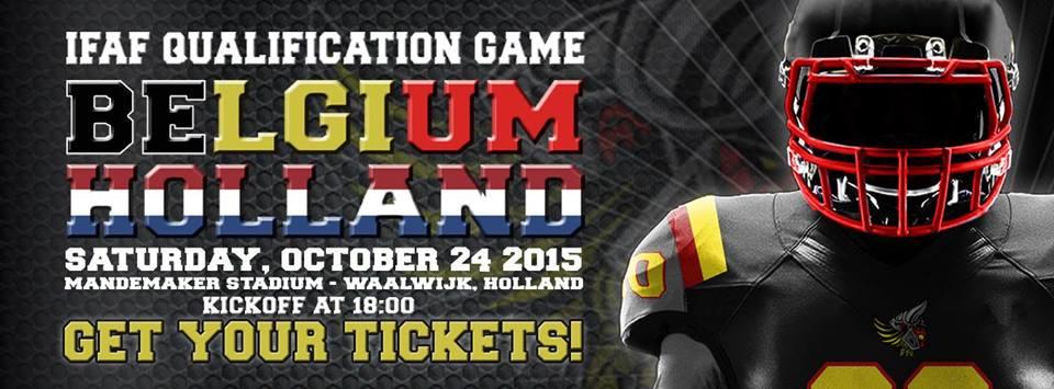 Holland Belgium