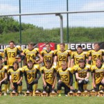 Ostend Pirates U16 tackle 2015