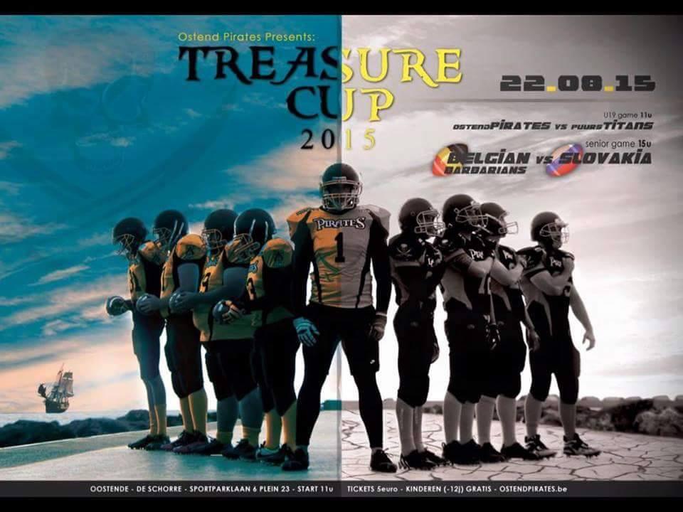 Treasure Cup